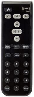 XM Satellite Radio Replacement XMp3 Remote Control -Black-