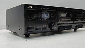 JVC TD-W118 Dual Cassette Deck