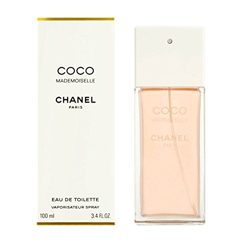 Chanel Coco Mademoiselle Eau de Toilette 100 ml Spray Donna
