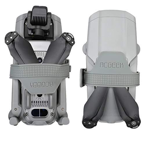 CUEYU Propeller Halter Schutz Fixierer für DJI Mavic Air 2, Propeller Fixatorblatt Stabilisator Schutzhalter Kompatibel mit DJI Mavic Air 2 Drohne
