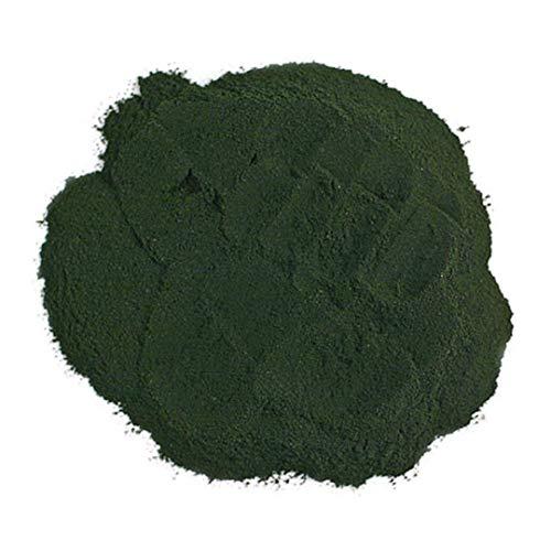 Frontier Co-op Spirulina Powder, Certified Organic, Kosher, Non-Irradiated | 1 lb. Bulk Bag | Spirulina platensis Geitler