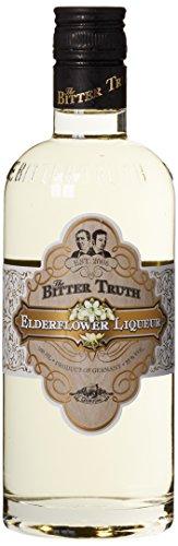 The Bitter Truth Elderflower Likör (1 x 0.5 l)