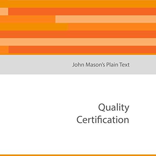 John Mason's Plain Text audiobook cover art