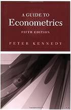 A Guide to Econometrics, 5th Edition (The MIT Press)