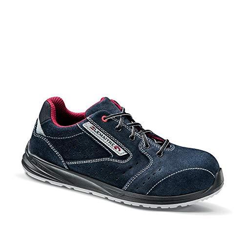 Lemaitre CHALS1PBE CHALLENGER S1P ESD - Zapatos de seguridad, color gris, talla 40