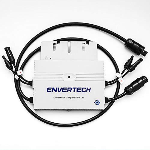 Envertech SEEYES Microinverter EVT560 Modulwechselrichter mit Betteri BC01 Stecker