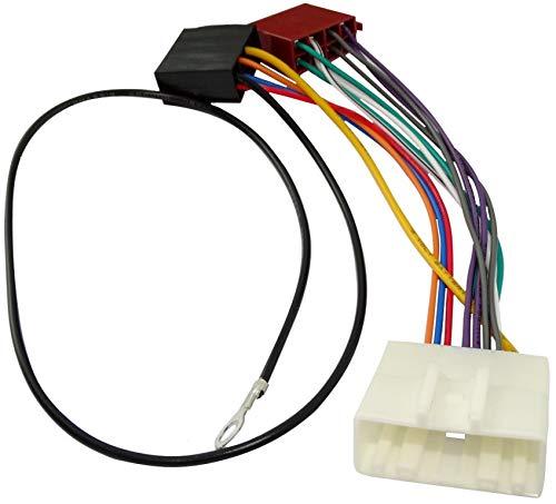 AERZETIX: ISO AK8 Steckeradapterkabel für Autoradio C2062