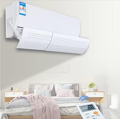 Anti Diretto Blowing condizionatore d' Aria Shield deflettore condizionatore universale (bianca2)