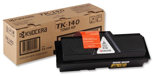 Kyocera TK-140 Original Tonerkartusche Schwarz 1T02H50EU0. Kompatibel für Ecosys FS-1100