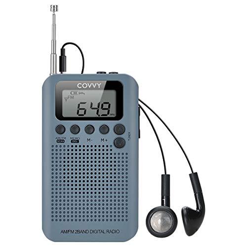 Radios Portatiles Pequeñas De Trabajo Marca COVVY