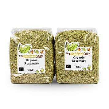Buy Whole half Foods 500g Deluxe Rosemary Organic