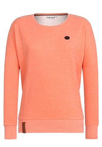 Naketano Damen Sweater 2 Stunden Sikis Sport II Sweater