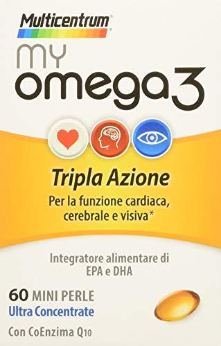 Multicentrum My Omega3 - 60 Compresse