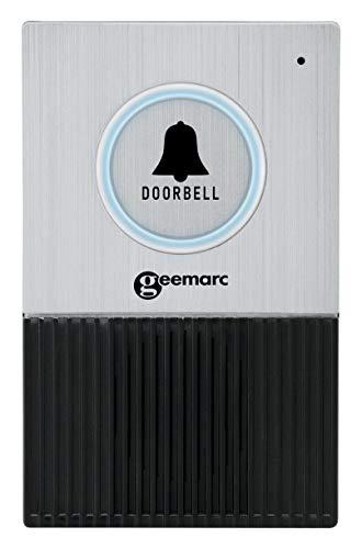 Geemarc DOORBELL 595 ULE bel voor de telefoon AMPLIDECT 595 ULE (als intercominstallatie) - Duitse versie