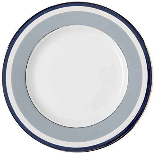 Kate Spade New York 836041 Mercer Drive - Plato de ensalada (porcelana)