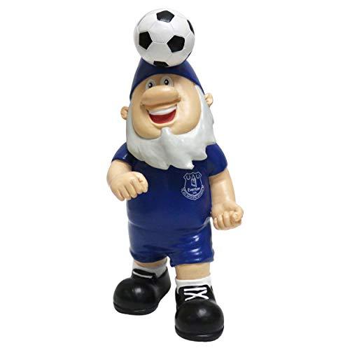 EVERTON FC HEADER BALL GNOME WH