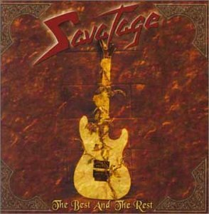 Best & the Rest by Savatage (1997-11-28)