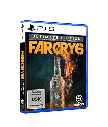 Far Cry 6 Ultimate Edition - [PlayStation 5]