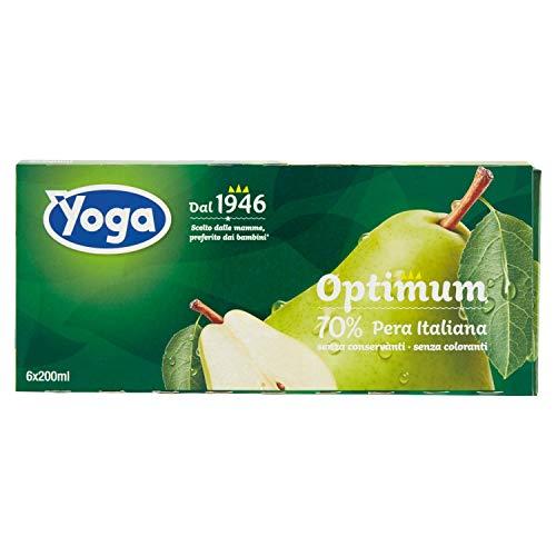 Yoga Nettare di Pera, 6 x 200ml