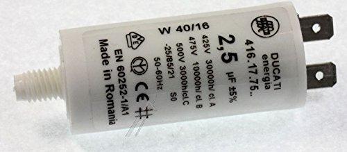 THOMSON - CONDENSATEUR 2,5µF 450 V - 32X2203