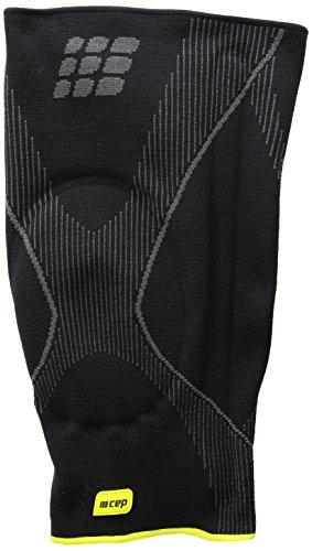 CEP Ortho+ Knee Brace, Black/Green, Unisex, Size 3