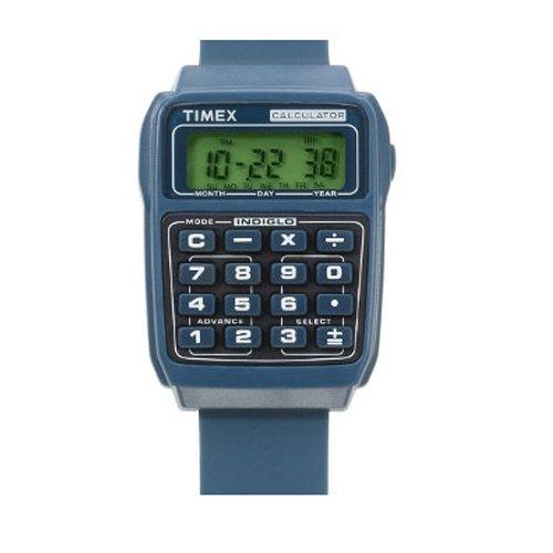 Timex Unisex Calculator Watch T2N236
