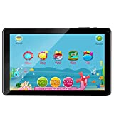 Kinder Tablet 9 Zoll , Quad Core Android 9.0 Kindertablet, 3GB RAM 32GB ROM Google Play vorinstalliert mit Kindertablet-Hülle , Kindersicherung, Dual Camera, WiFi, Bluetooth, OTG