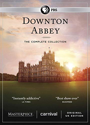 DOWNTON ABBEY COMPLETE CL DVD