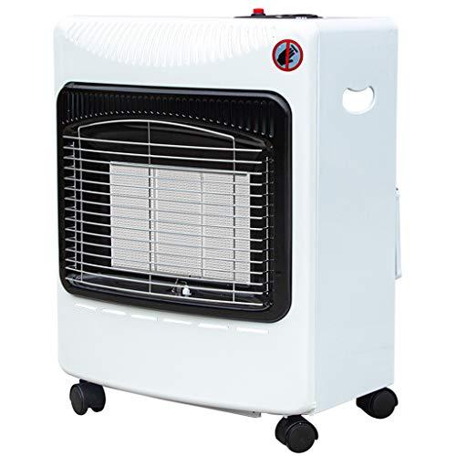 Calefactores Estufa De Calefacción De Gas Natural De Ahorro De Energía Para El Hogar, Calentador De Gas Licuado Móvil De Alta Eficiencia, Parrilla De Gas Al Aire Libre En El Patio, 3 Niveles Ajustable