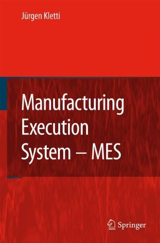 Manufacturing Execution System - MES (English Edition)
