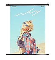 テヨン TaeYeon(Girls' Generation 少女時代) ミニアルバム「WHY」スクロールポスター写真 (C01)