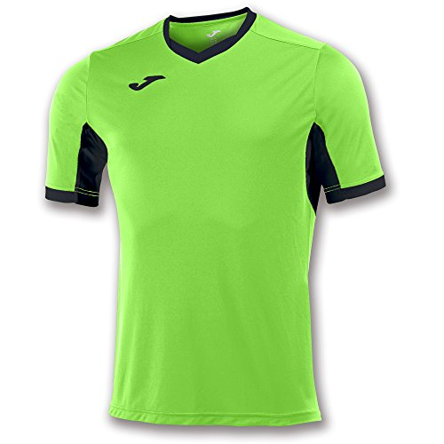 Joma Champion Iv M/C - utrustning t-shirt man, män, 100683.021_M, lime, M