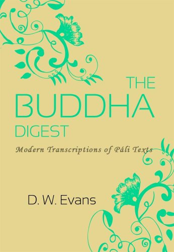 The Buddha Digest - Modern Transcriptions of Páli Texts (English Edition)