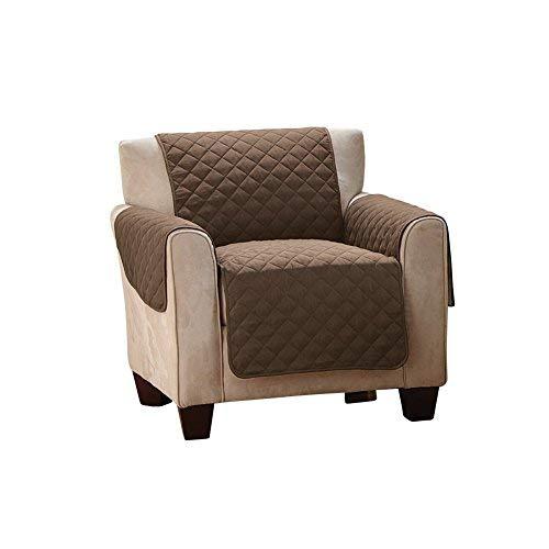 Furein - Funda de sofá Reversible Lavable de 1 Plaza.