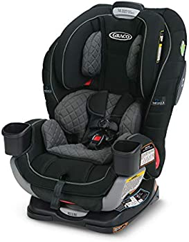 Graco Rear Facing Longer with Extend2Fit 3 in 1 Car Seat