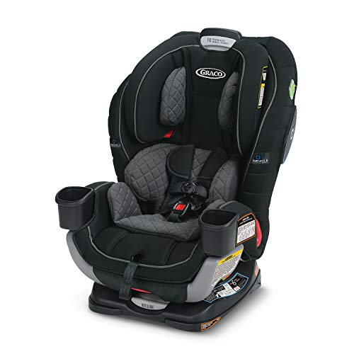 Graco Extend2Fit 3 in 1 Car Seat | Ride Rear Facing Longer with Extend2Fit, featuring TrueShield Side Impact Technology, Ion
