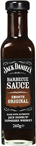 Jack Daniel\'s BBQ Smooth Original, 4er Pack (4 x 260 g)
