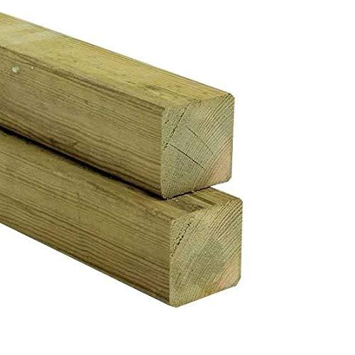 poteau bois bricomarche