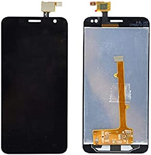 DINGGUANGHE-CELL PHONE ACCESSORIES Excellent Replacement Parts Compatible with Alcatel One Touch Idol Mini / OT6012 / 6012 / 6012A / 6012D / 6012W / 6012X LCD Screen + Touch Screen Digitizer Assembly