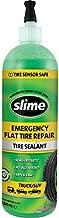 Slime 20 Ounce 10012 Emergency Tire Repair Sealant, 20 oz. (Truck/SUV), Green