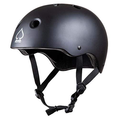 Pro-Tec Helmet Prime Skateboard-Helm, Erwachsene, Unisex, Schwarz (Black), M/L