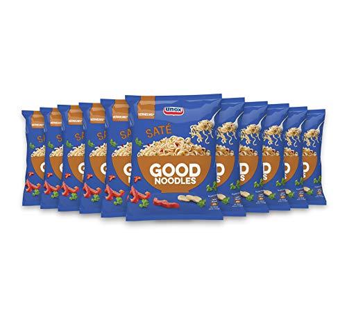 Unox Good Noodles Saté – 11 x 70 g