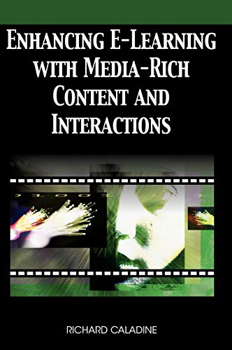 Enhancing E Learning With Media Rich Content And Interactions