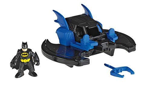 Fisher-Price Imaginext DC Super Friends Batman City Batwing - Figures, Multi Color
