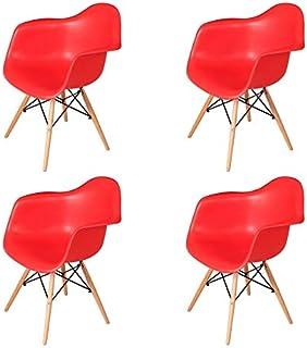 Amazon.es: silla tower roja