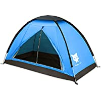 Night Cat 2.2 x 1.2 m Backpacking Lightweight Waterproof Camping Tent