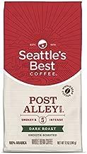 Seattle's Best Coffee Signature Blend No. 5 Dark Roast Whole Bean Coffee, 12-Ounce Bag