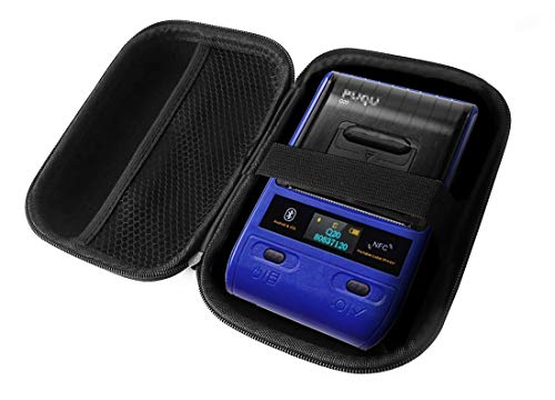 FitSand Travel Hard Case for PUQU Label Printer