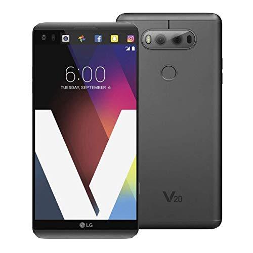 LG V20 H918 4G LTE 64GB Titan Gray (T-Mobile)