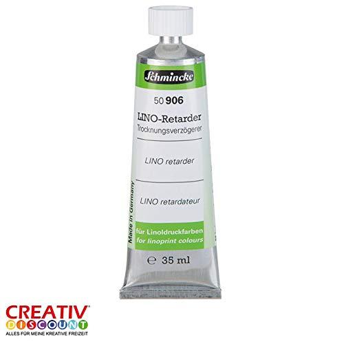 CREATIV DISCOUNT® NEU Schmincke LINO-Retarder, Tube 35 ml